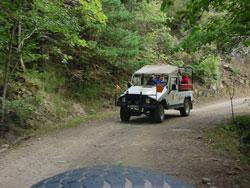 Jeepsafari naar de Canigou