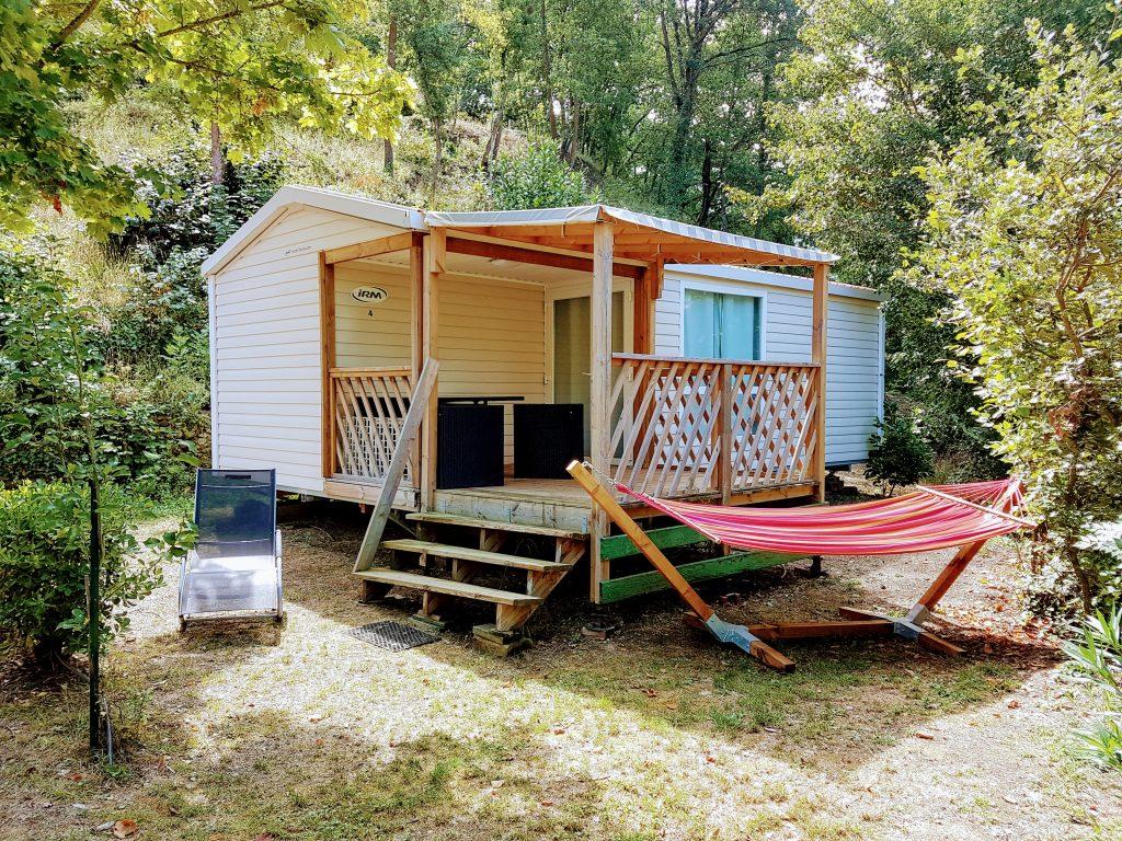 Chalet le Carlit Camping le Canigou