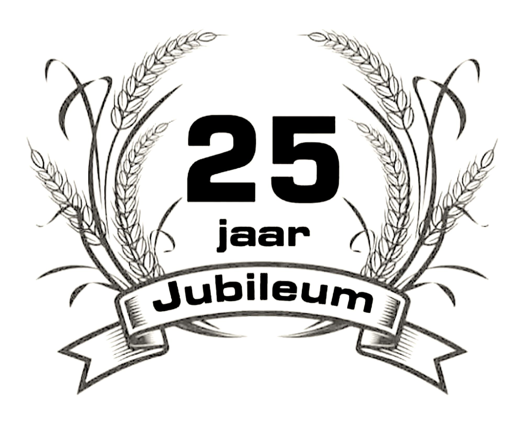 Geliefde 25 Jaar Bestaan Bedrijf #VOM71 - AgnesWaMu &UL32